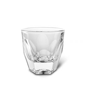 VERO Cappuccino Glass, Clear