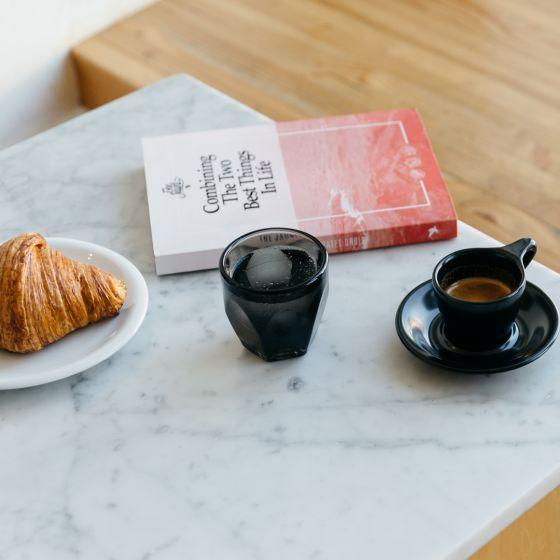LINO Espresso Cup/Saucer