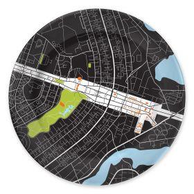 City Plate - Brasilia