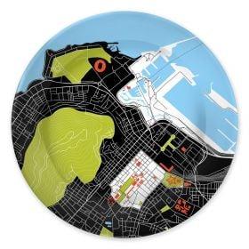 City Plate - Cape Town