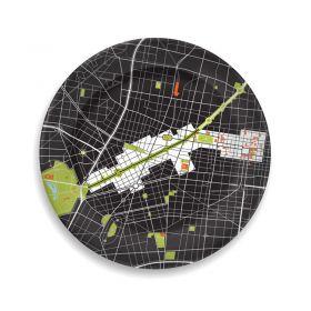 City Plate - Mexico City