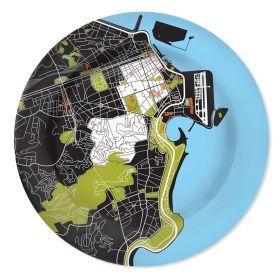 City Plate - Rio de Janeiro