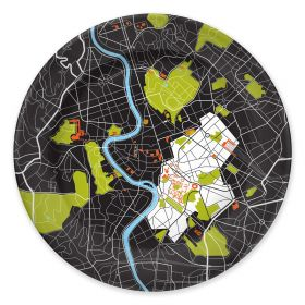 City Plate - Rome