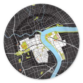 City Plate - Shanghai