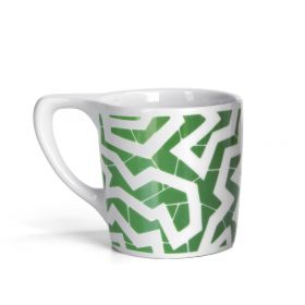 LINO Coffee Mug - 'Spinne' Green