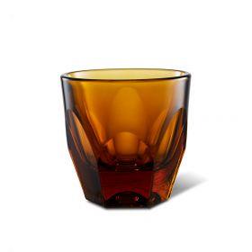 Vero Cappuccino Glass, Amber