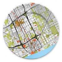 City Plate - Detroit