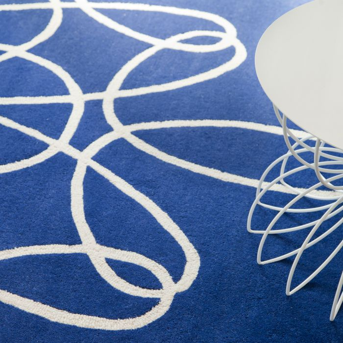 Rug Blue And White Area Rug Ideas