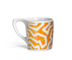 LINO Coffee Mug - 'Spinne' Orange